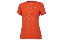 Columbia Women's Baselayer Lightweight Short Sleeve Top bronco